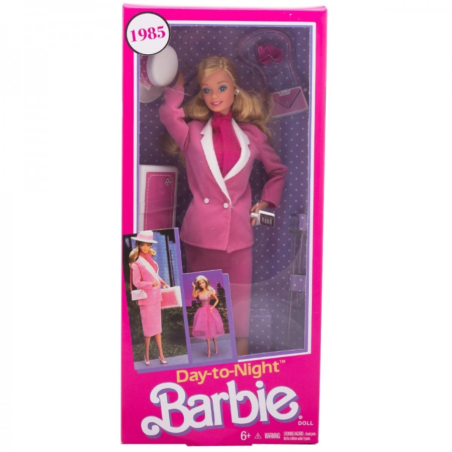 Barbie Day To Night Collector Doll