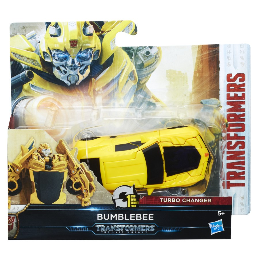 Transformers Movie 5 Turbo Changer Assorted