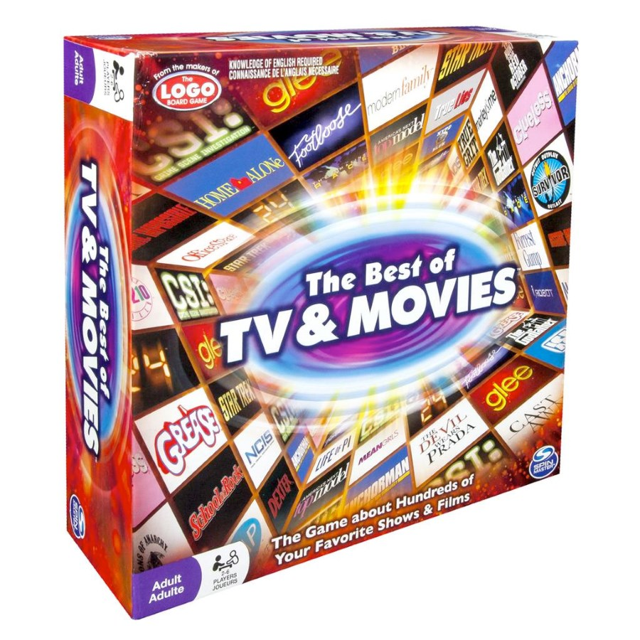 Best Of TV & Movies Game