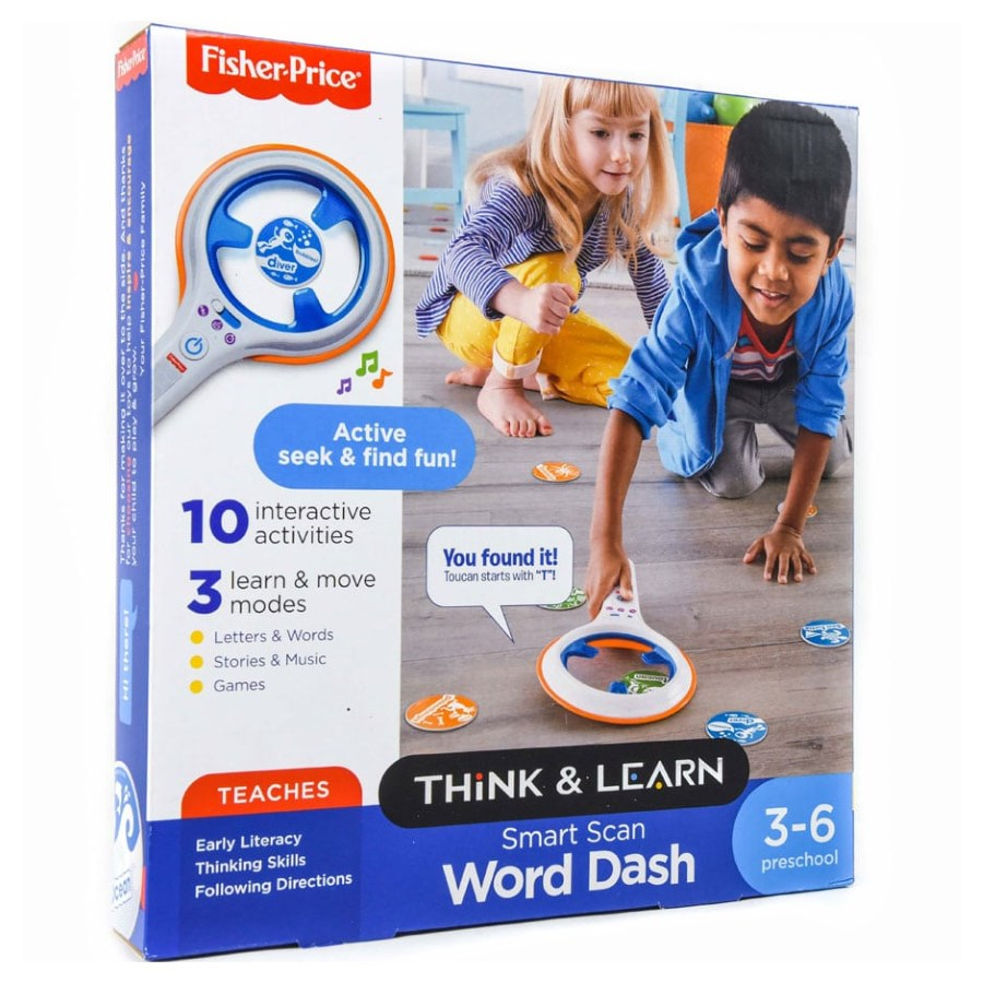 Fisher Price Smart Scan Word Dash
