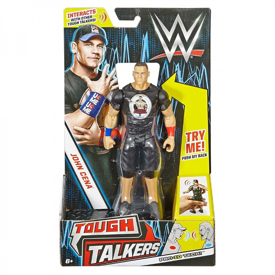 WWE Tough Talkers Action Figure Asst