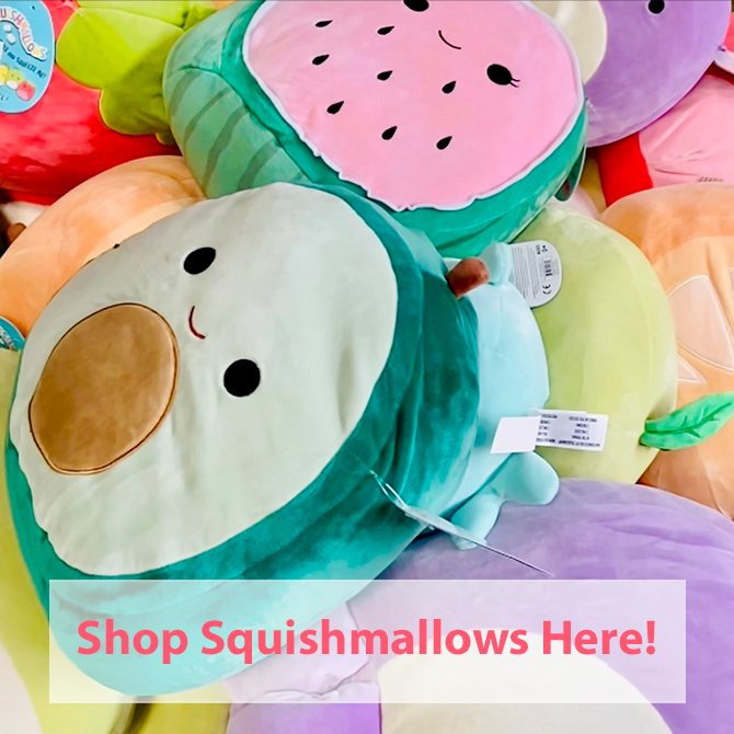 Shop Squishmallows Here