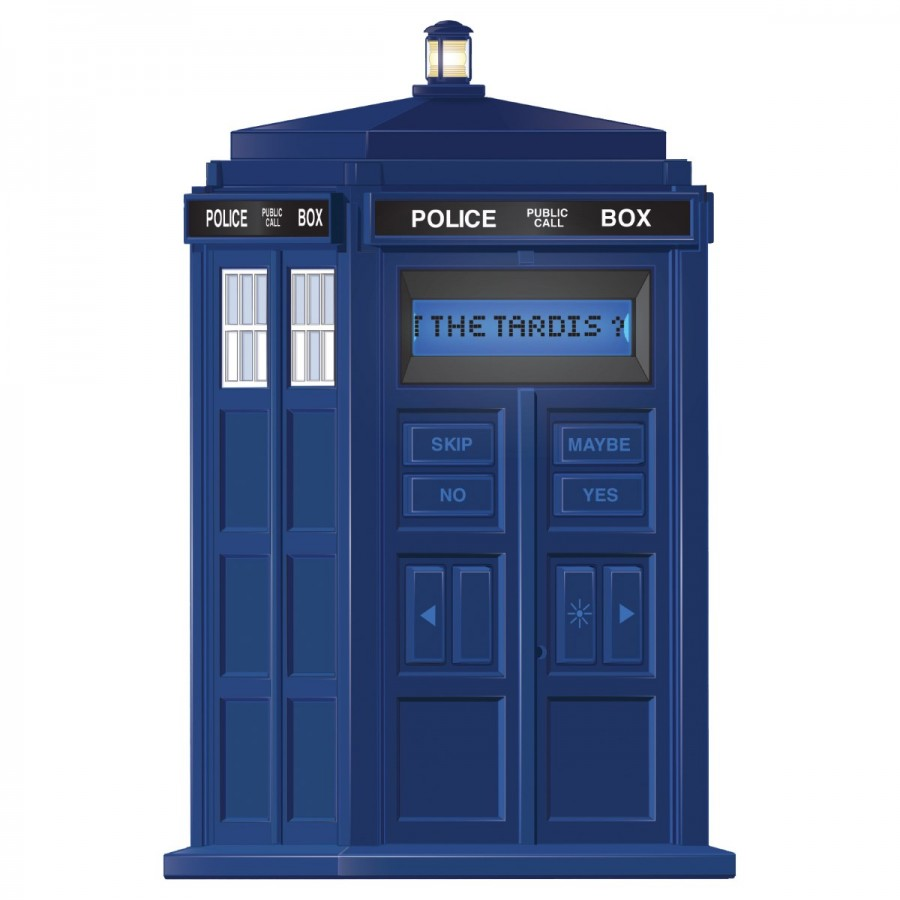20 Questions Dr Who Tardis