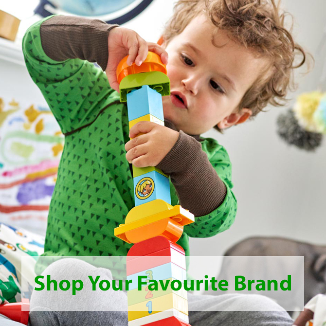 Buy Toys Online by Brand