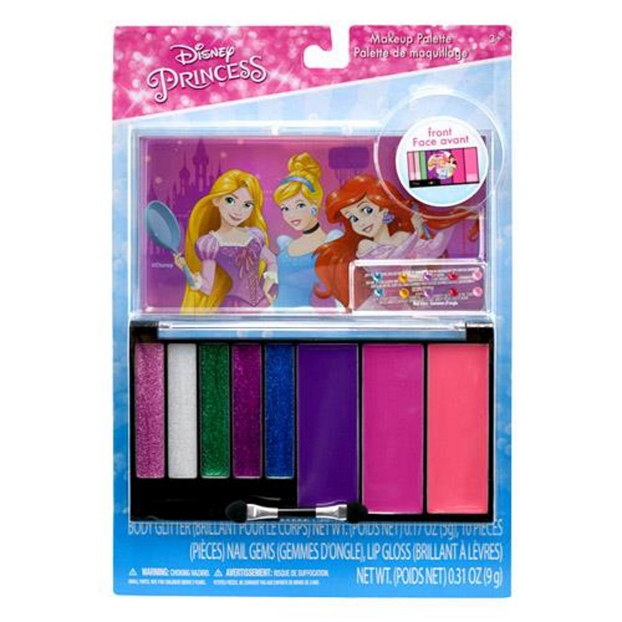 Disney Princess Make Up Palette Compact