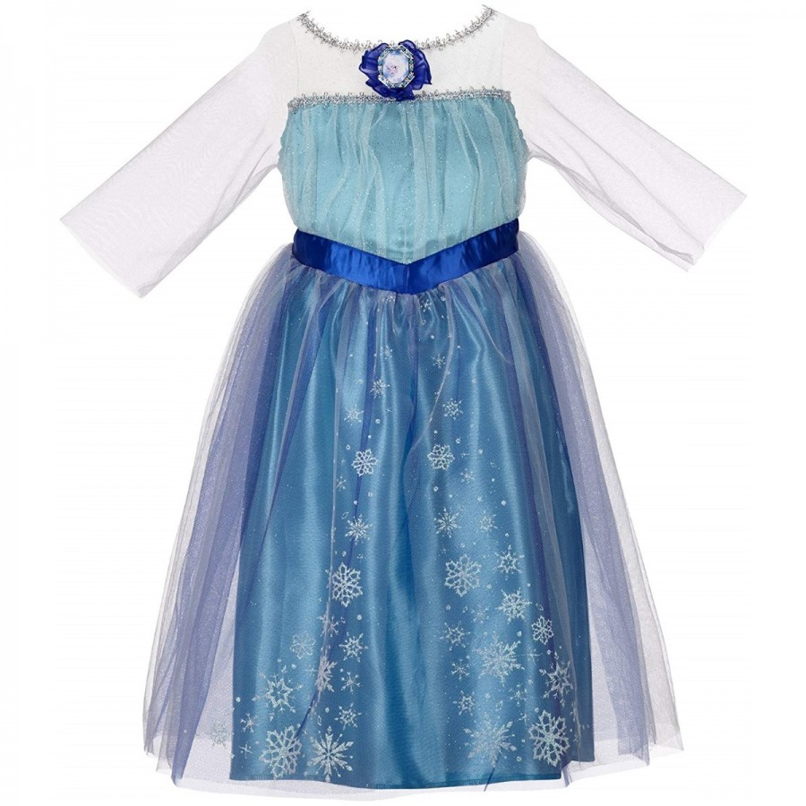 Disney Frozen Elsa Dress Up Ages 4-6
