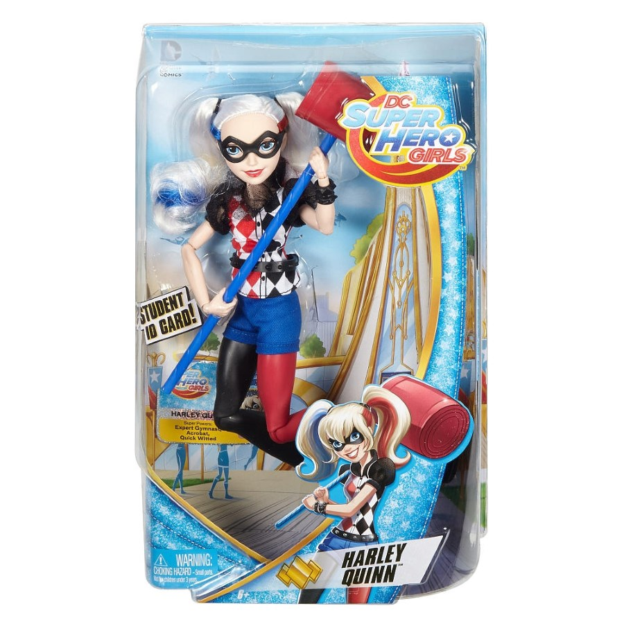 DC Super Hero Girl Doll 12 Inch Assorted