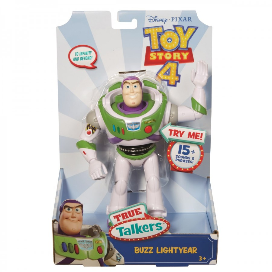 Toy Story 4 True Talkers Assorted