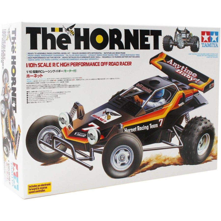 Tamiya RC Kit The Hornet 2004 2WD