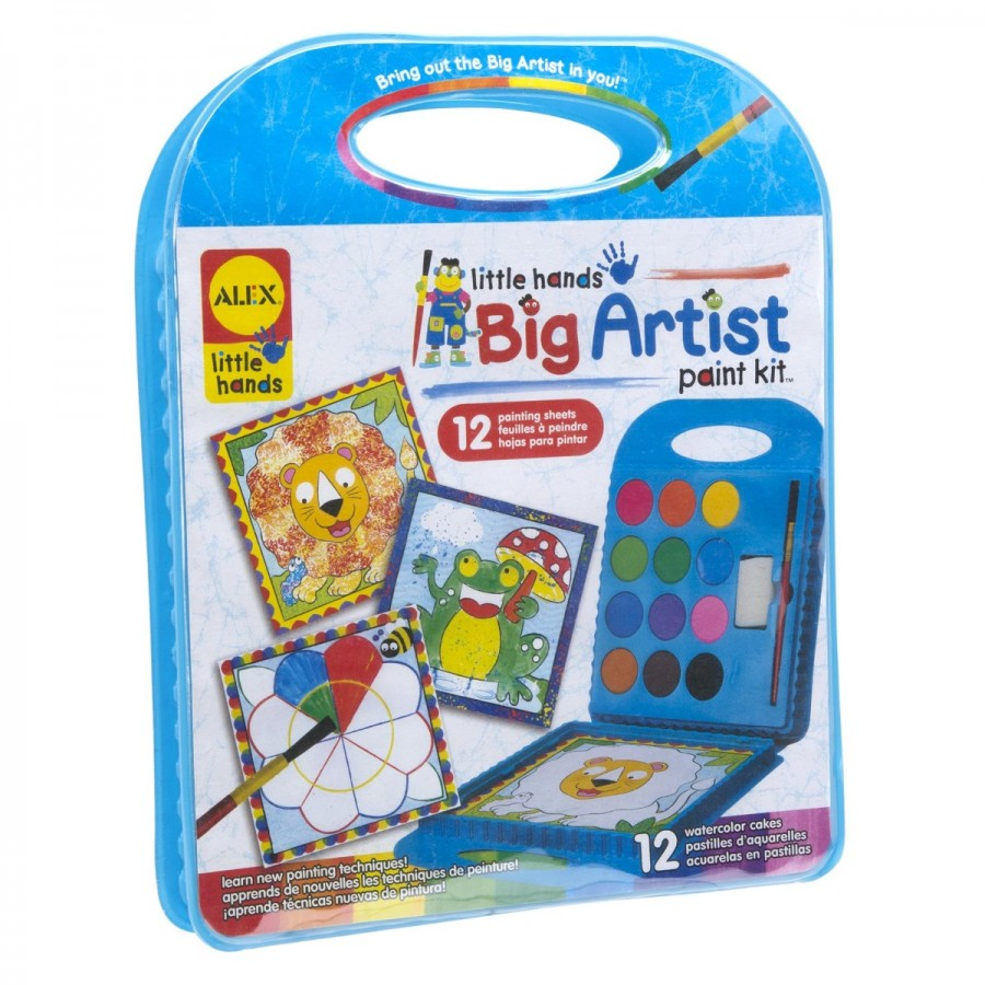 Alex Big Artist Paint Kit