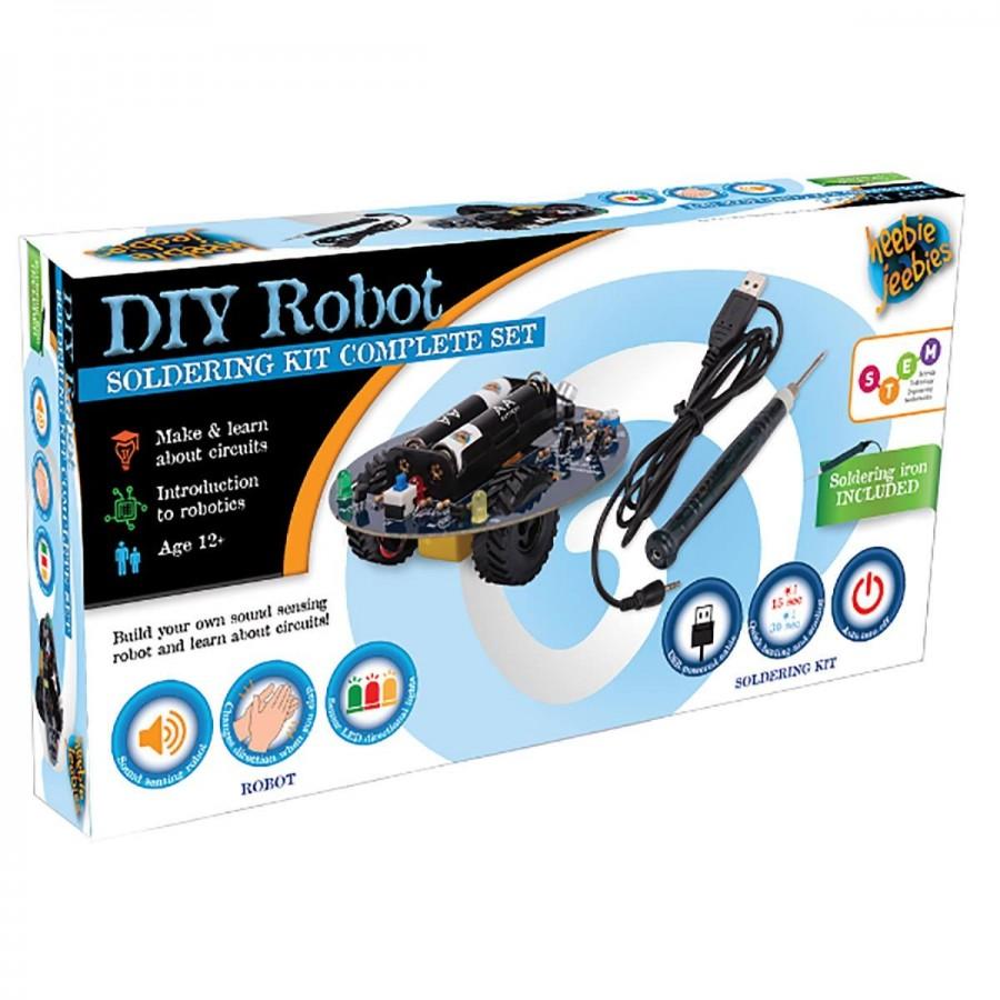 DIY Robot Combo Kit