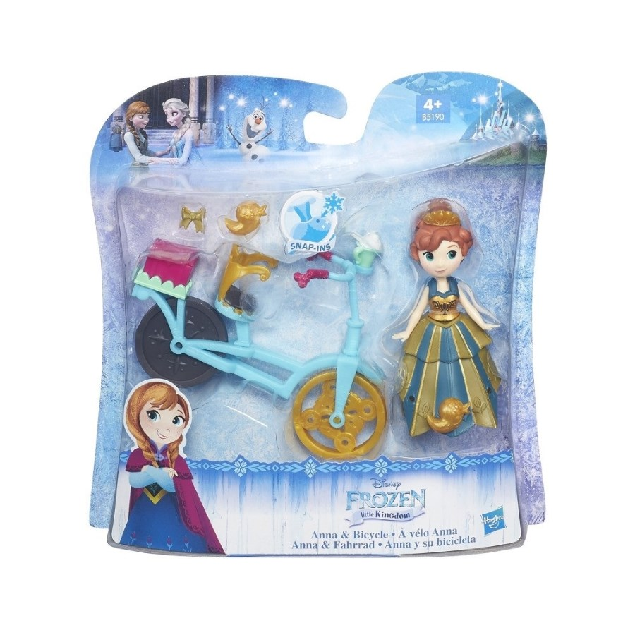 Frozen Small Doll & Accessory Asst