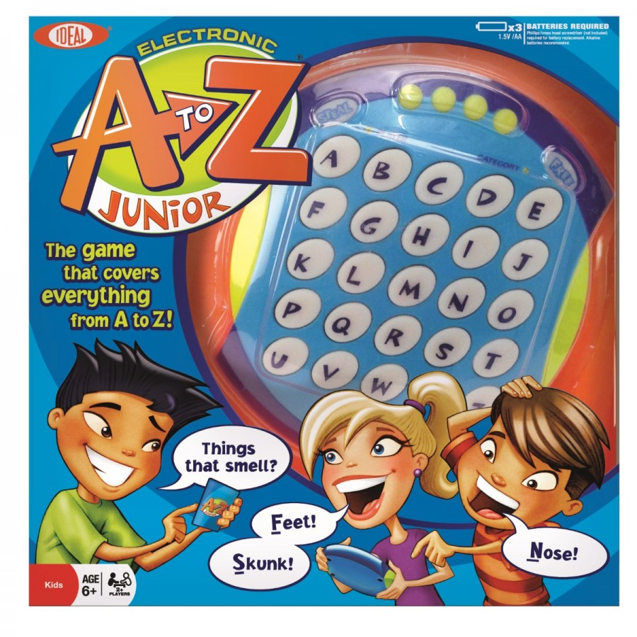 Ideal A to Z Junior Electronic