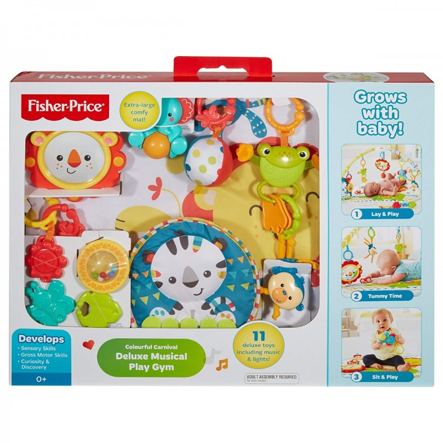 Fisher Price Lifestyle Deluxe Gym