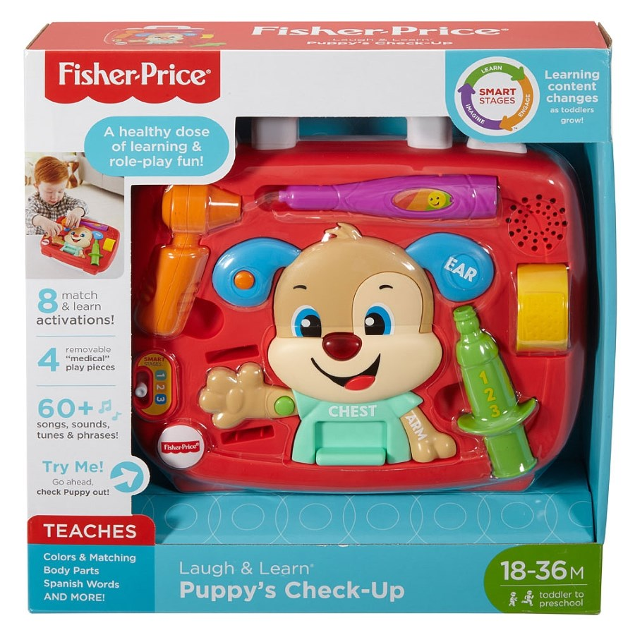 Fisher Price Puppys Check Up