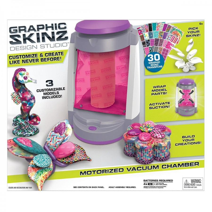 Graphic Skinz Design Studio Pink