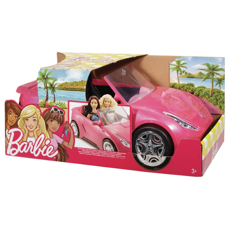Barbie Convertible