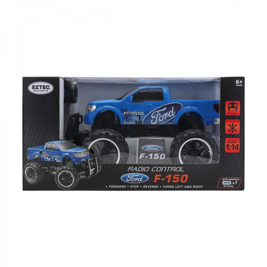 Eztec Radio Control Ford F150 14th Scale