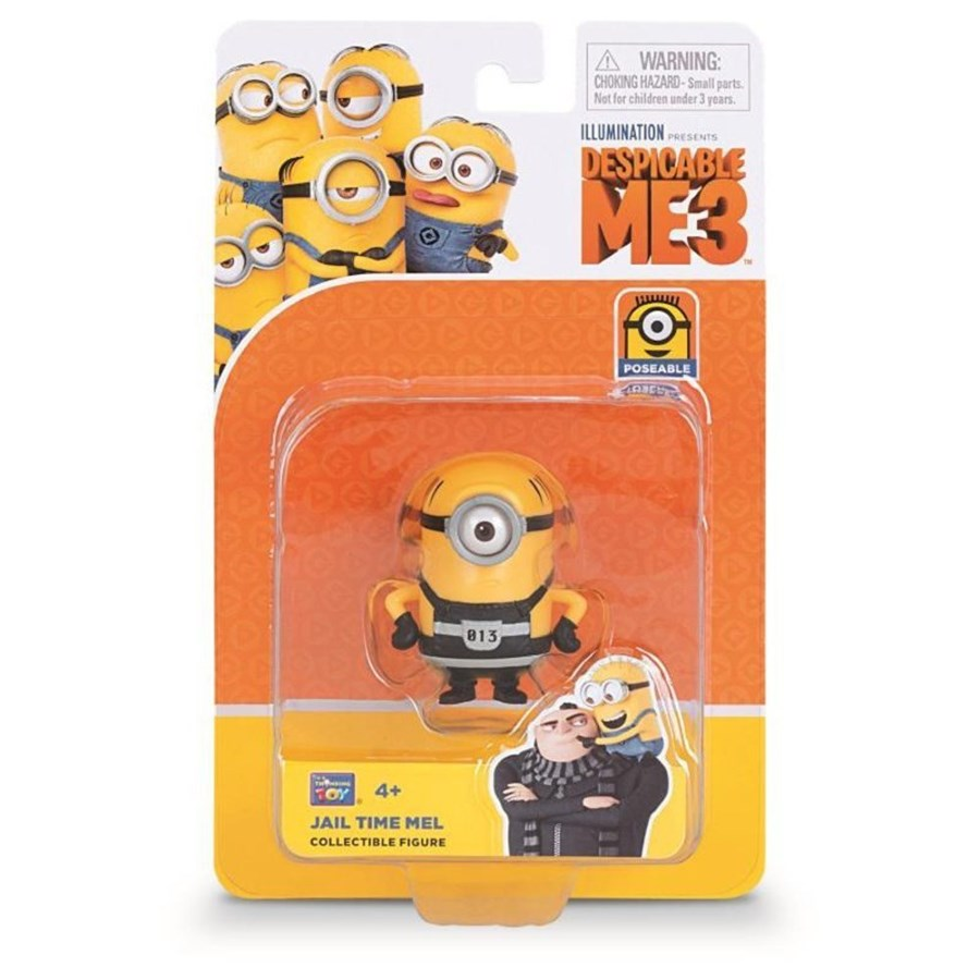 Despicable Me 3 Collectible Figure Assorted