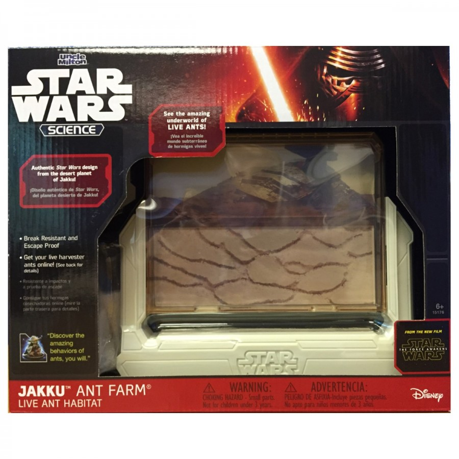Star Wars Ant Farm