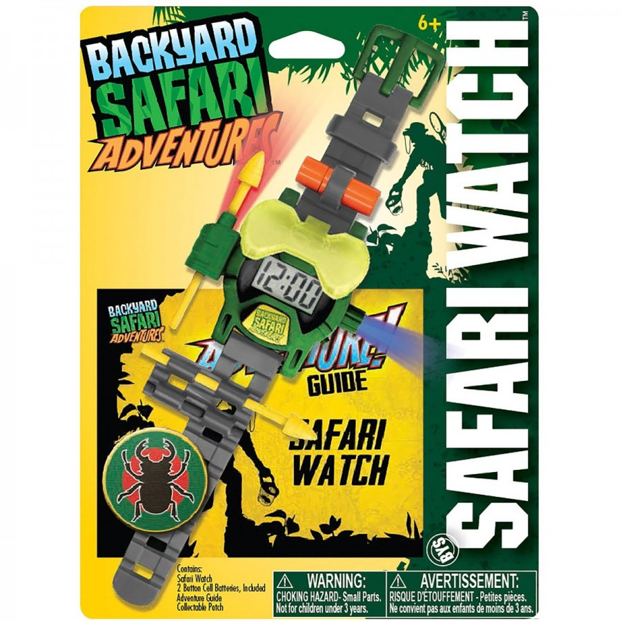 Backyard Safari Adventure Watch