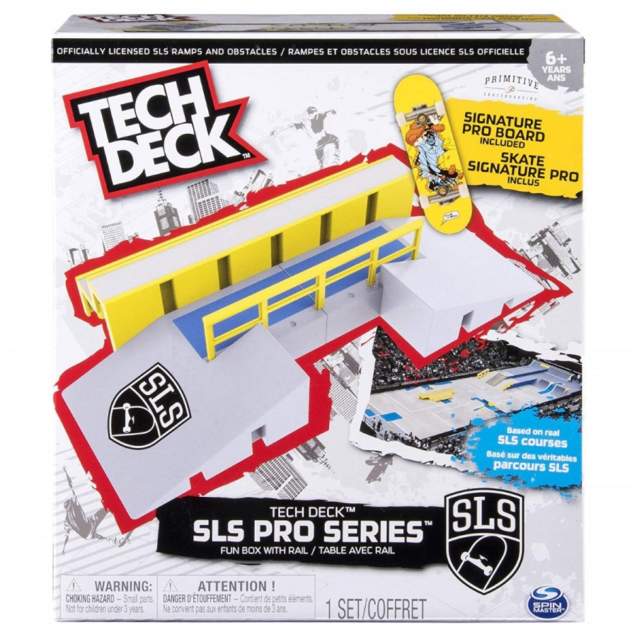 Tech Deck SLS Pro Series Skate Park assorted