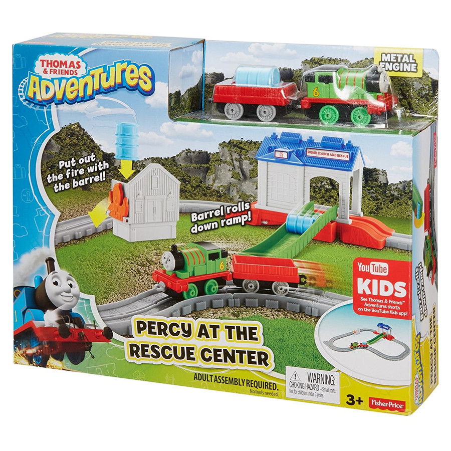 Thomas & Friends Percy At Rescue Center