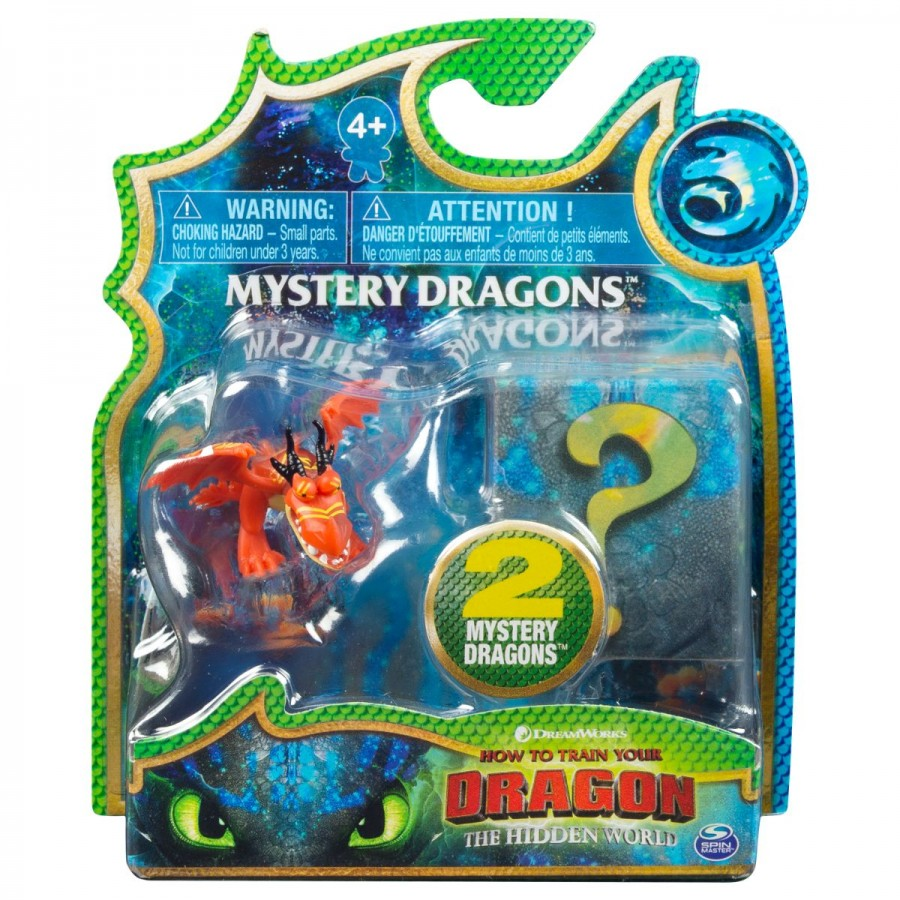 Dragons Mystery Dragons 2 Pack Assorted