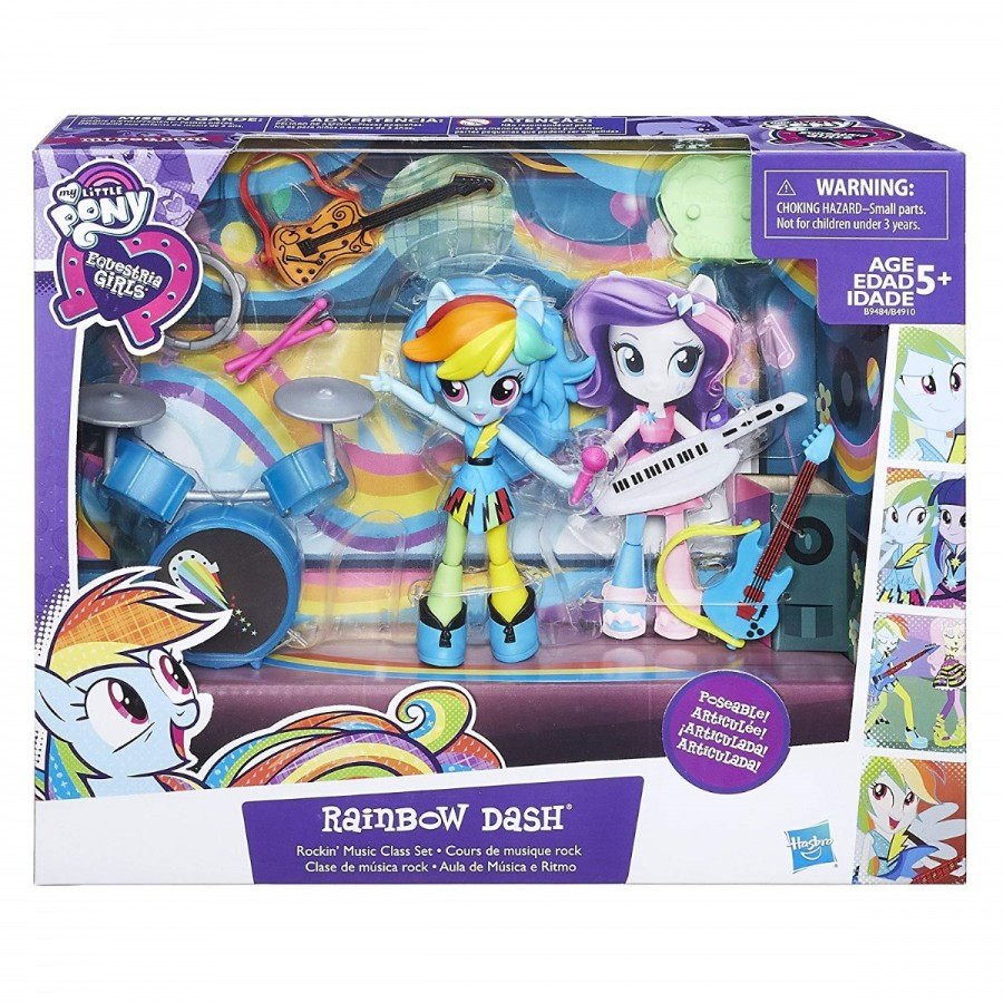My Little Pony Equestria Mini Doll Story Pack Assorted