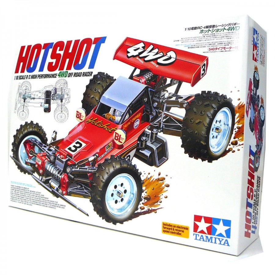 Tamiya RC Kit Hotshot 2007 Kit