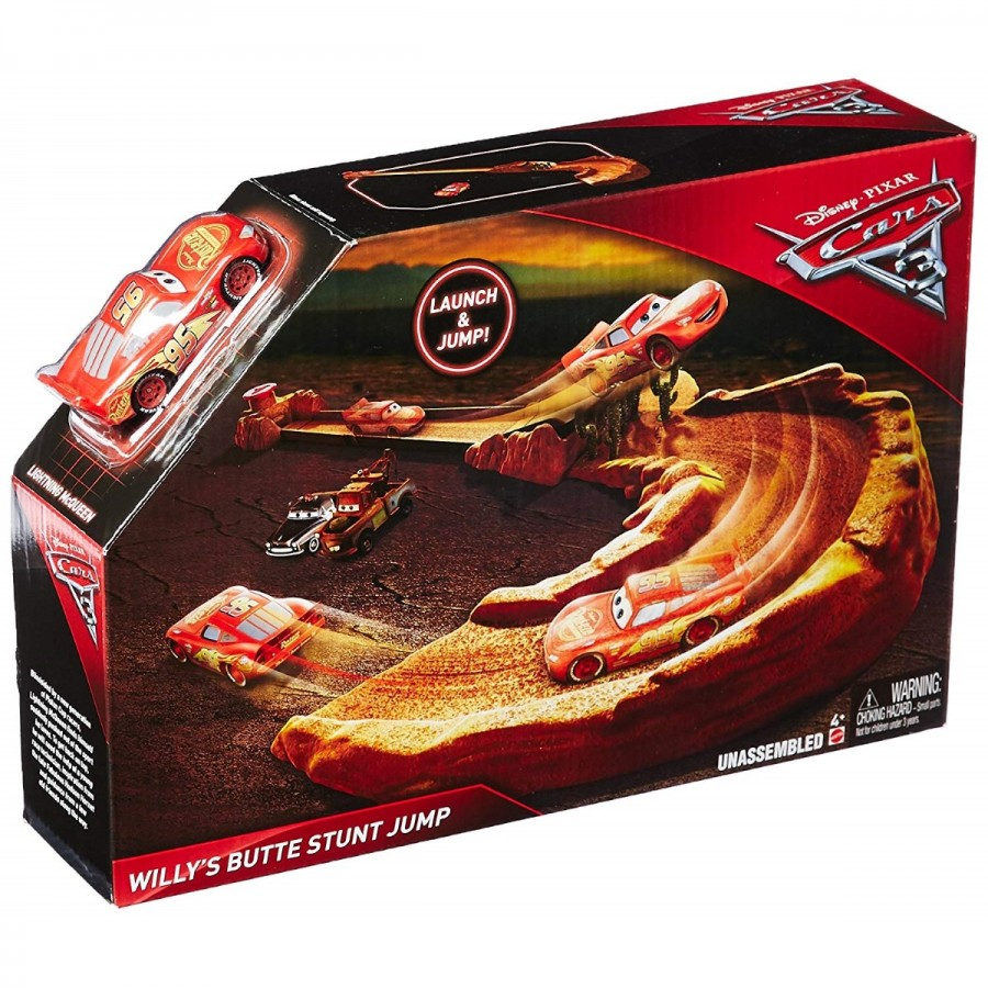 Disney Cars 3 Race-Off Playsets Assorted