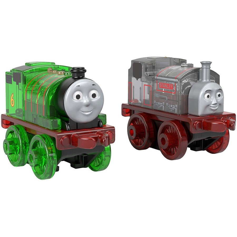 Thomas & Friends Minis Light Ups 2 Pack Assorted