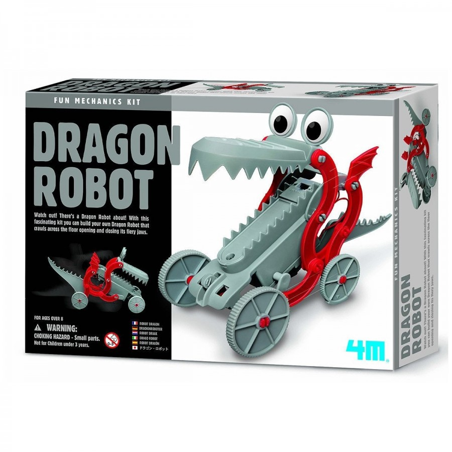 Fun Mechanics Dragon Robot
