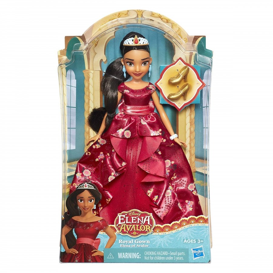 Elena Of Avalor Royal Gown Doll