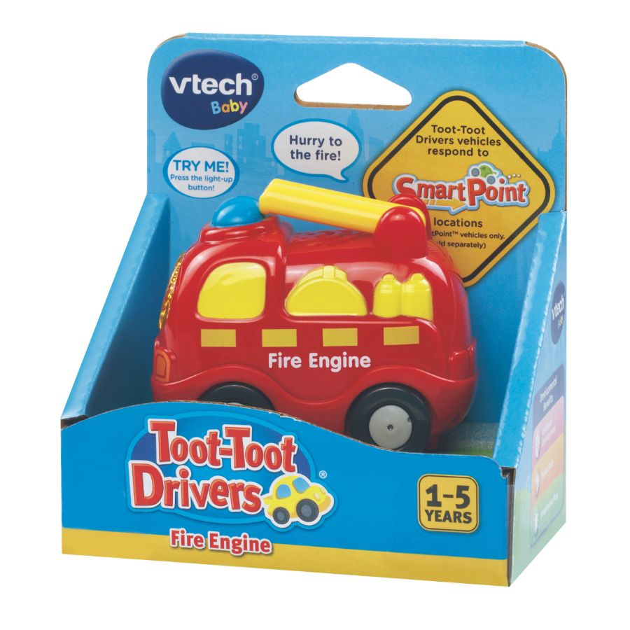 VTech Toot Toot Drivers Vehicle Assorted