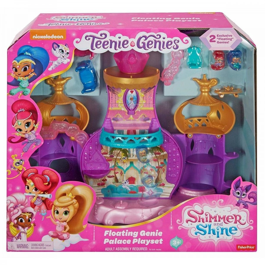 Shimmer & Shine Floating Genie Palace