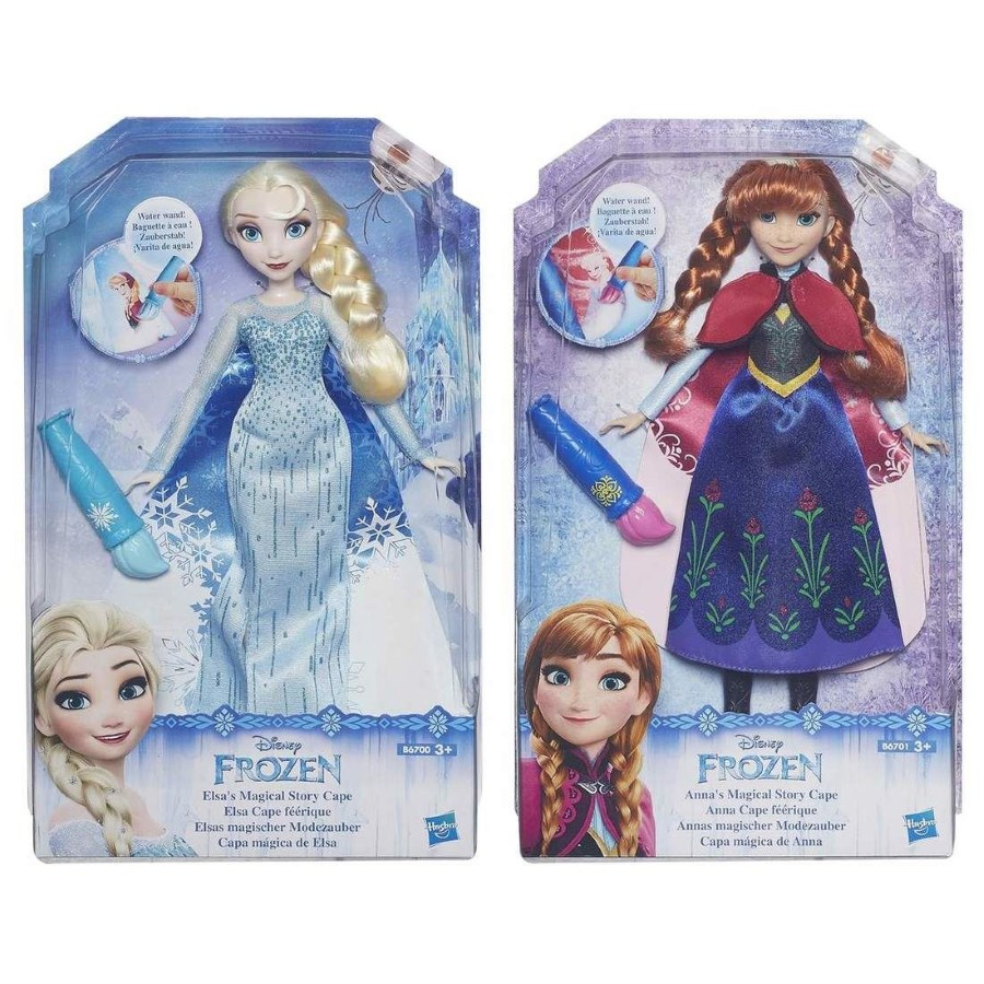 Disney Frozen Magical Story Cape Assorted