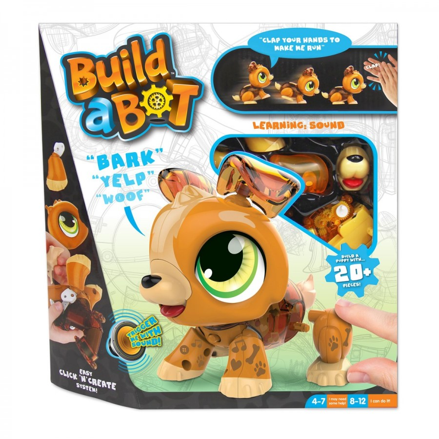 Build A Bot Puppy
