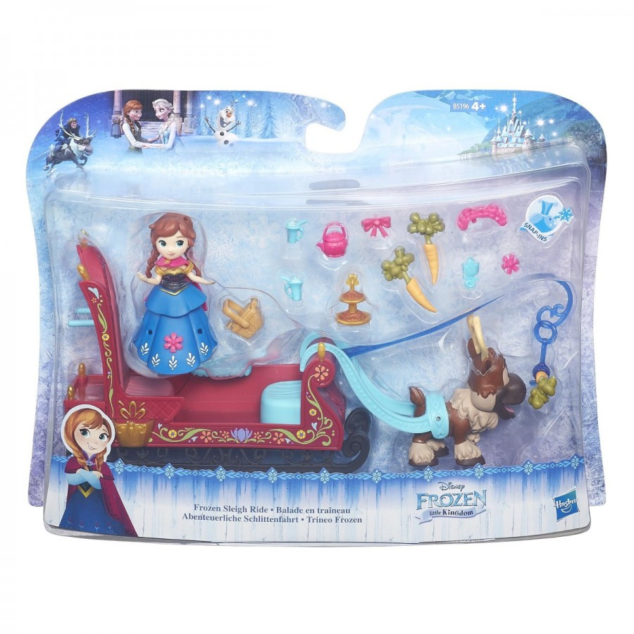 Frozen Mini Doll Playset Assorted