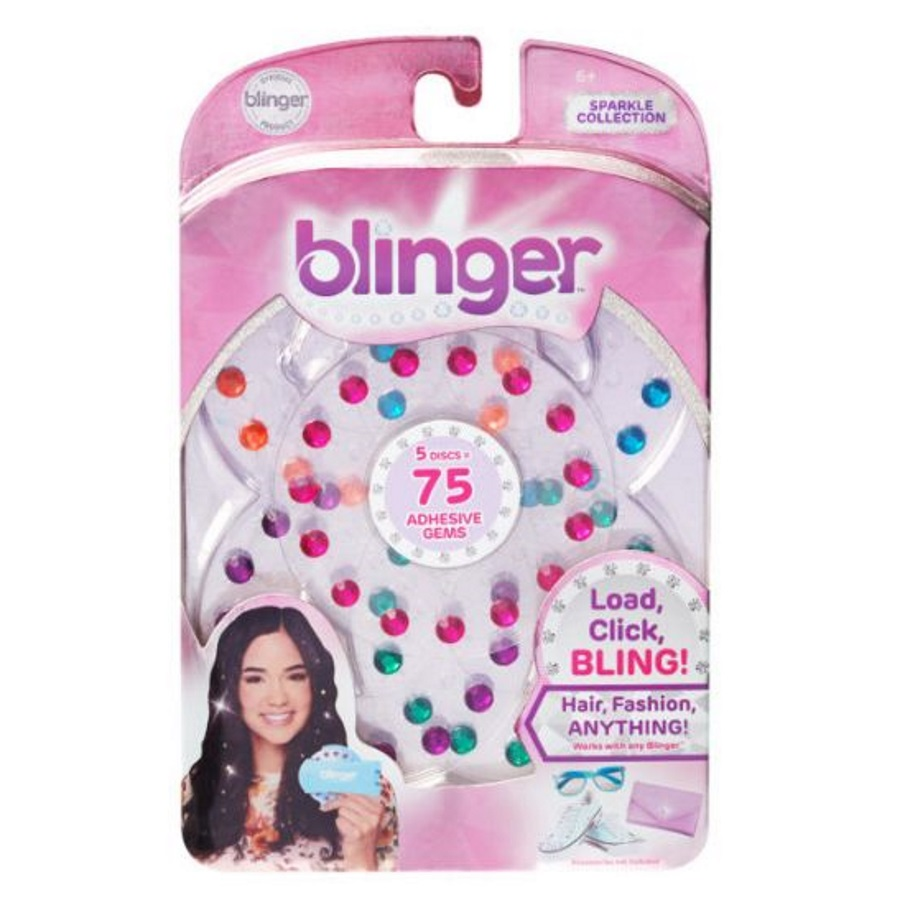 Blinger 5 Piece Refill Pack Sparkle