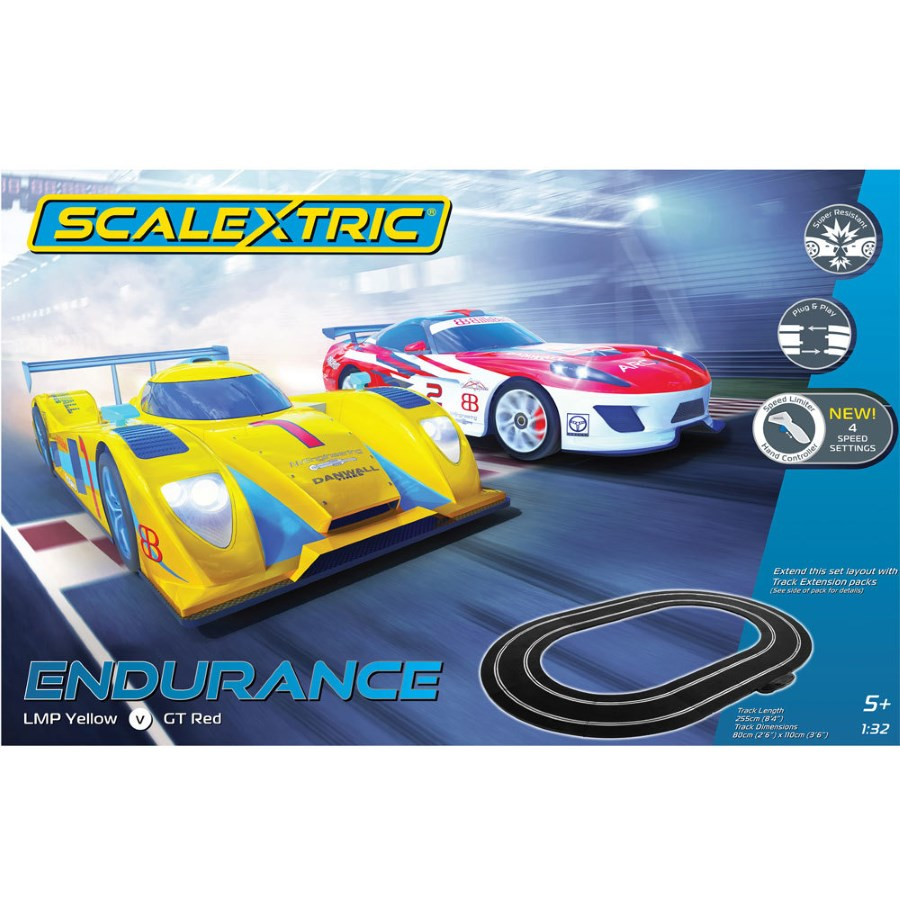 Scalextric Set Endurance