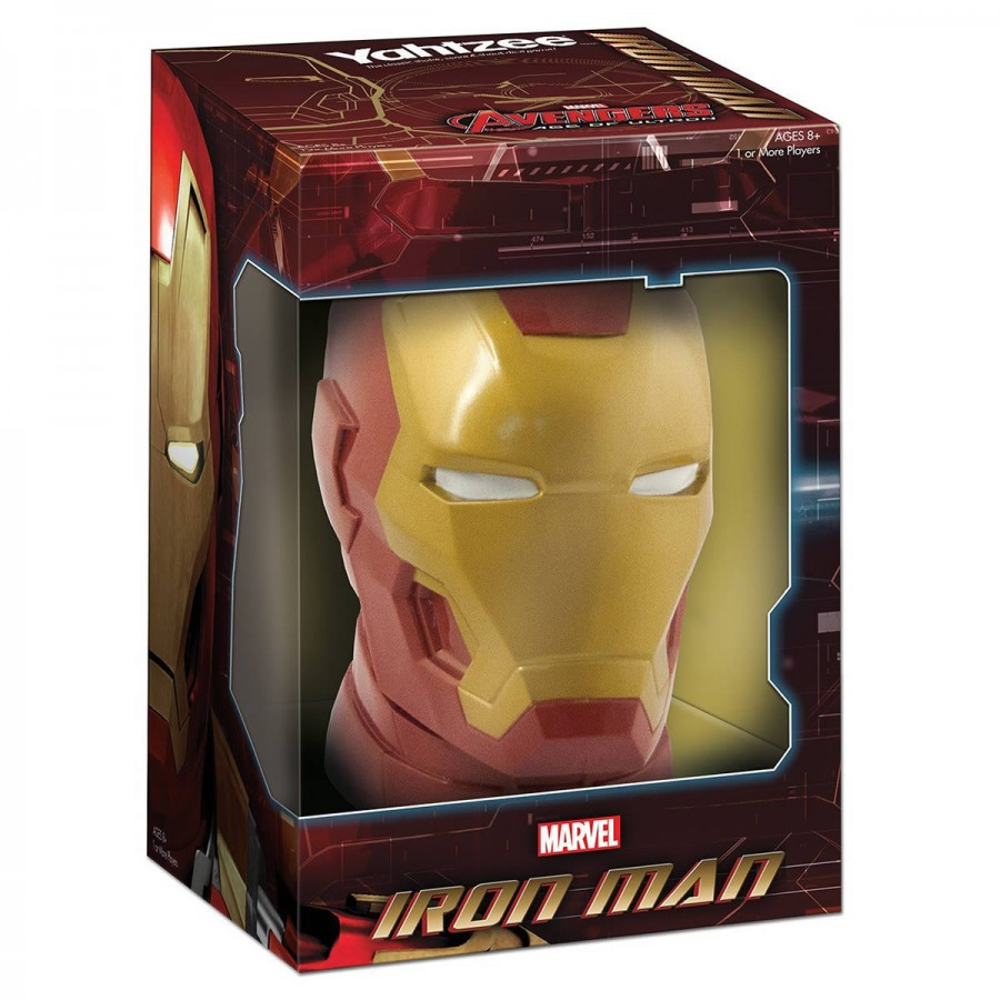 Yahtzee Iron Man