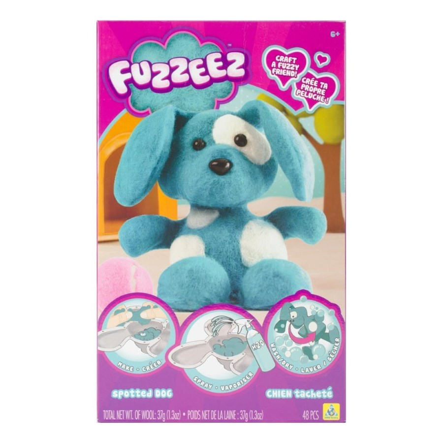 Fuzzeez Dog