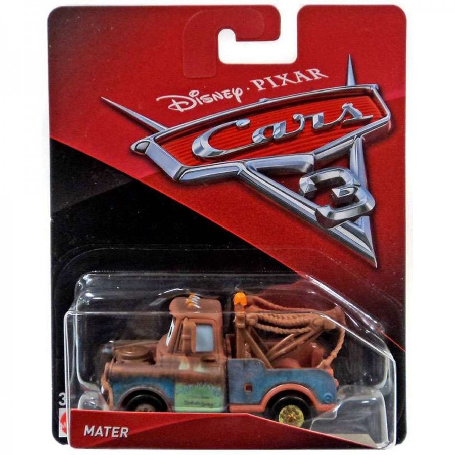 Disney Cars 3 Diecast Singles Sarge & Mater Assorted
