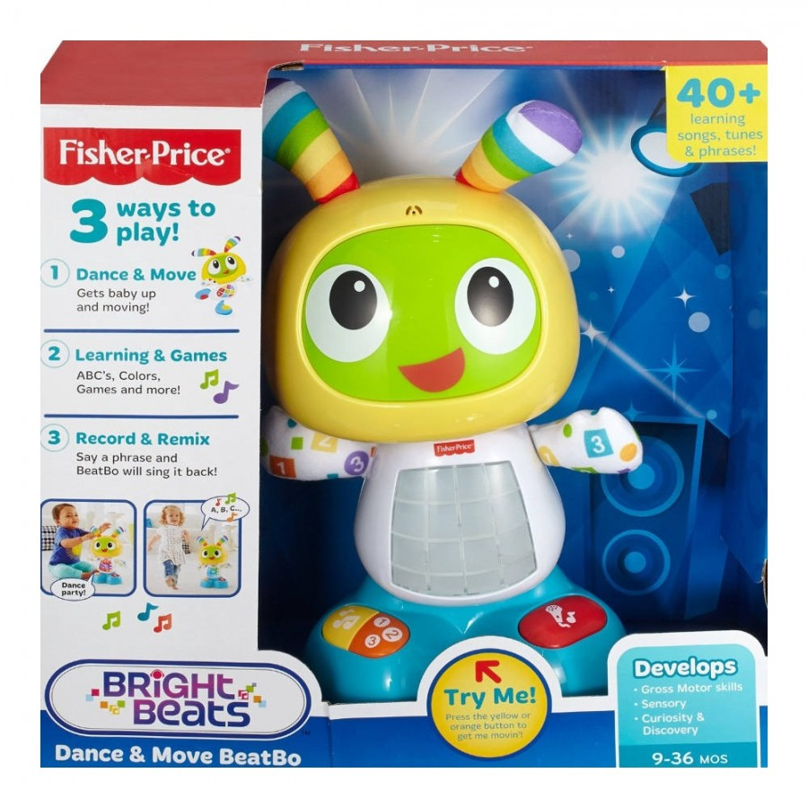 Fisher Price Bright Beats Bebo