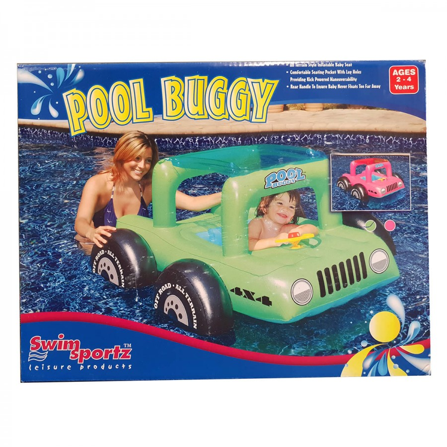 Swim Sportz Pool Buggy Assorted