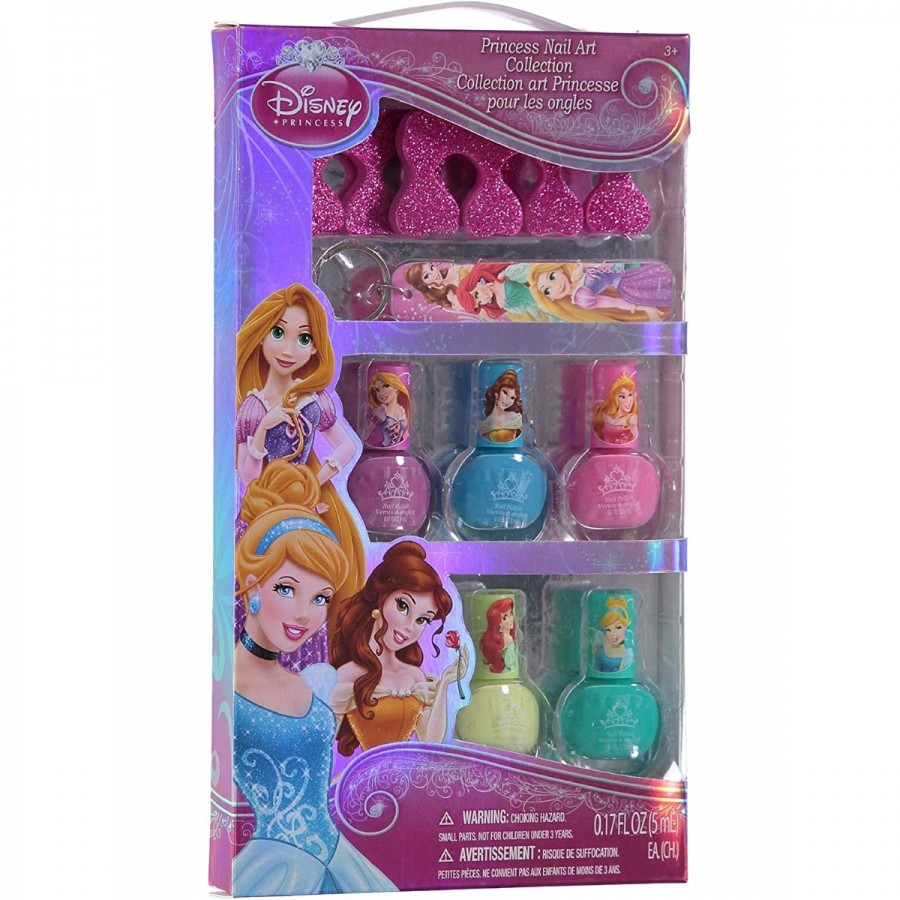 Disney Princess Nail Polish 5 Pack