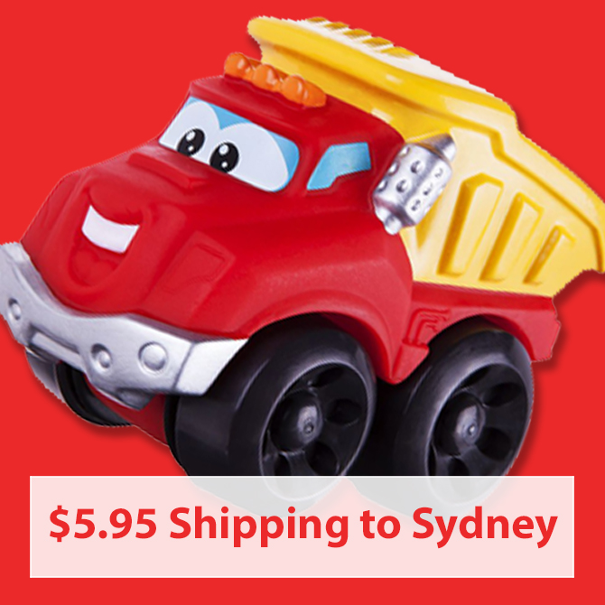 Buy Toys Online with $5.95 Capped Shipping to Sydney