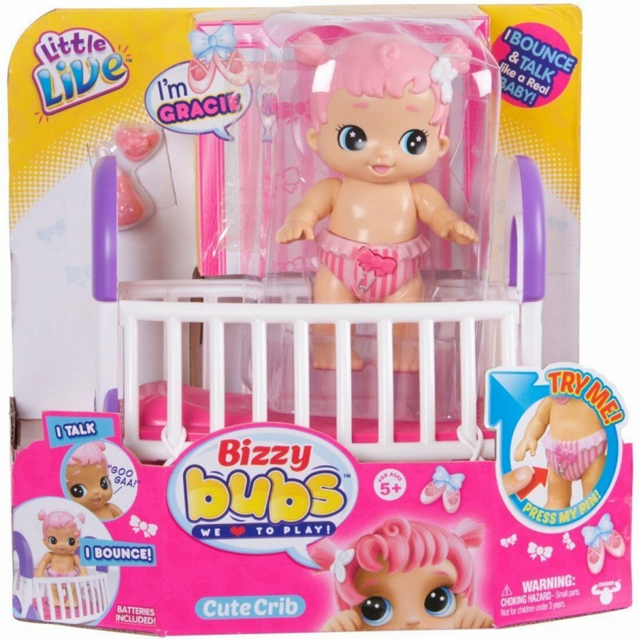 Little Live Bizzy Bubs S1 Playset Assorted