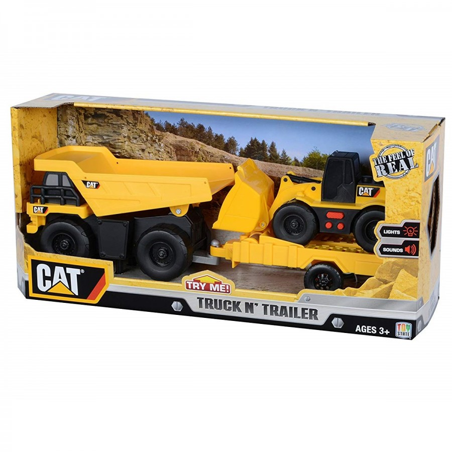 CAT Truck & Electronic Vehicle